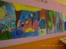 4 metrowe malowidło klas I-III szkoły podstawowej