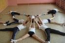 Gimnastyka w klasie IV