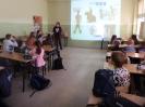Lekcja historii ze studentami UWr.