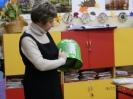 Lekcja o segregacji odpadów X 2013