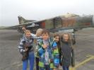Muzeum Lotnictwa Berlin Gatow 16.10.2013r.