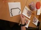 Prace plastyczne z półkolonii szkolnych