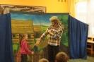 Przedstawienie teatralne w szkole