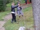 Rozpoczęcie roku szkolnego 2014/15 w Parku Linowym