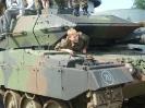Spotkanie z czołgiem Leopard II