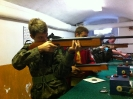 Trening strzelecki 24.10.2013r.