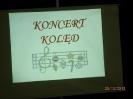 Wielojęzyczny koncert kolęd XII 2013
