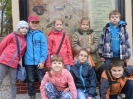 Wyjście na wieże zamku w Legnicy 29.10.2013
