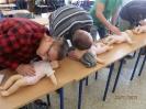 Zajęcia I pomocy w gimnazjum