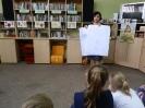 Zajęcia w bibliotece muzycznej 10.10.2013r.